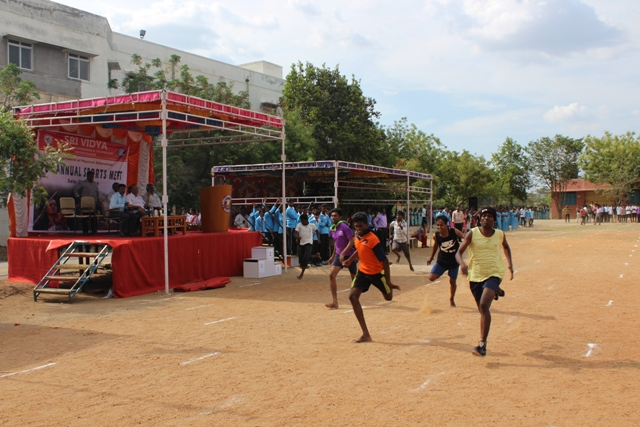 10th Sports Day - 27.03.2018