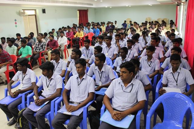 Rajsriya Automotive Industries Campus Drive - 06.03.2018