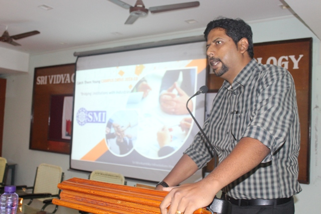 Sri Mookambika Info Solutions Pvt Ltd On Campus Drive - 09.10.2018
