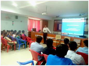 IEI Chapter Guest Lecture on Theory of computing on 24.09.2018