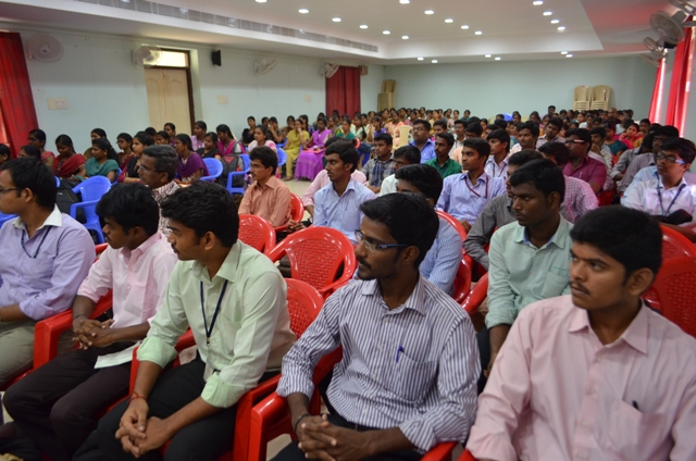 Campus Drive - POORNAM INFO VISION,COCHIN