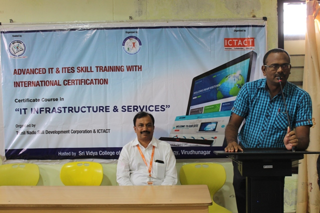 Certificate Program in  IT Infrastructure & Services