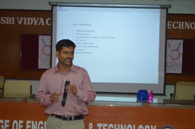 DiacriTech  on campus on 29-1-15