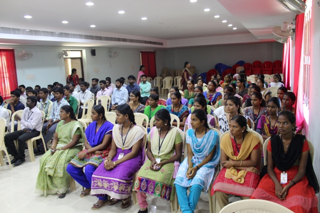 Engineers day Celebration organized by ISTE Faculty Chapter (TN308) – 15.09.2017