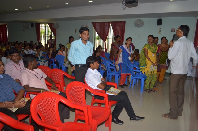 Internal Training by Mr.MoahanKumar