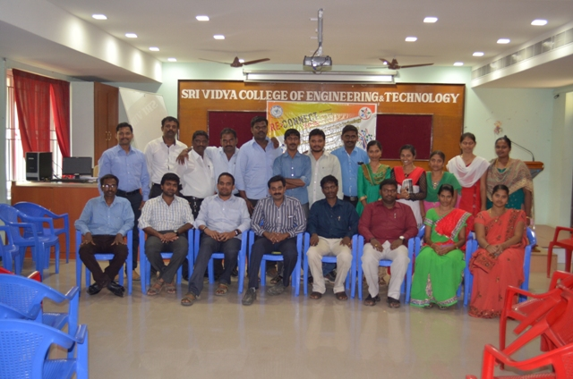 MBA Dept - Alumni Meet on 14.01.2016