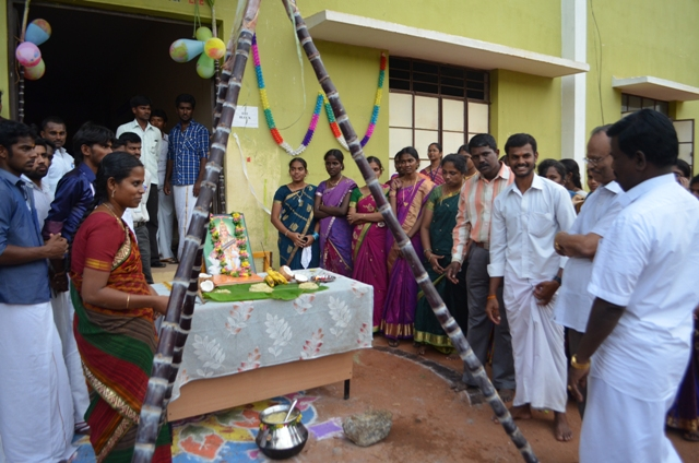 Pongal Festival Celebration