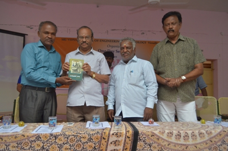 Tamilnadu Science Forum Seminar - Humanity Triumph -  31.07.2015