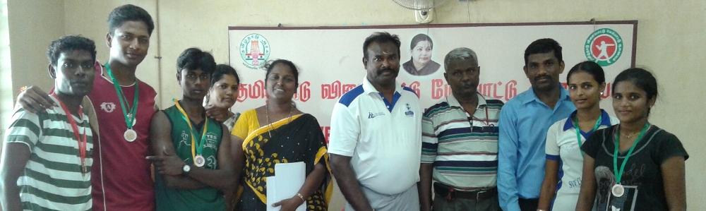 Virudhunagar District Level Sports Meet