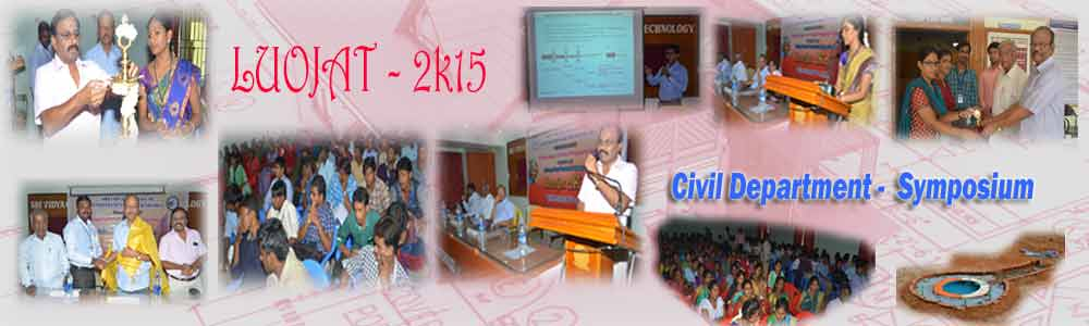 LUOJAT 2k15 - Civil Conference
